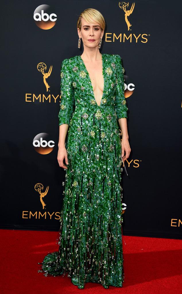 Sarah Paulson, 2016 Emmy Awards, Arrivals, Best Ever