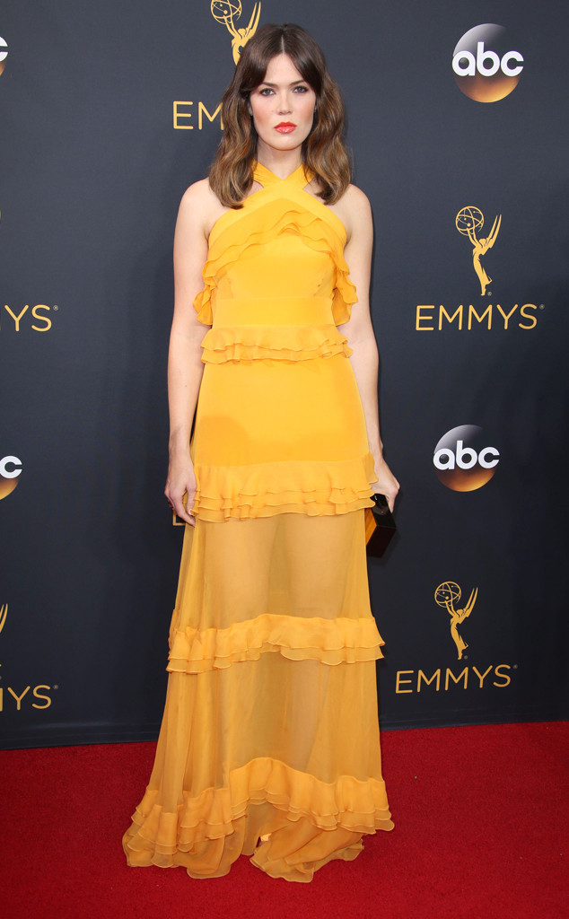 Mandy Moore, 2016 Emmy Awards, Arrivals, Best Ever