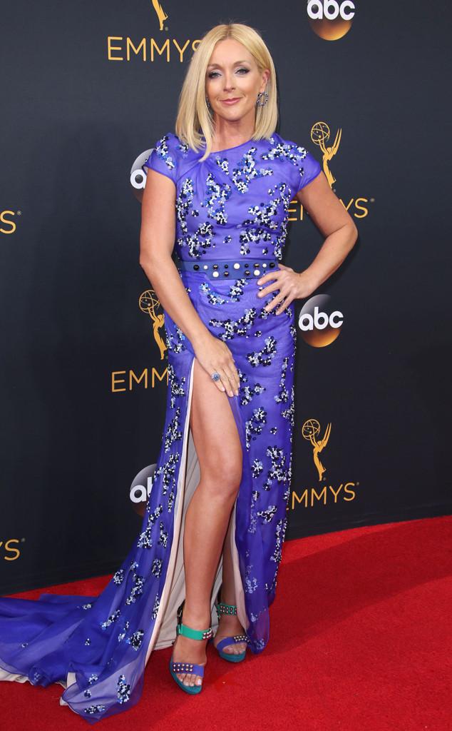 Jane Krakowski, 2016 Emmy Awards, Arrivals