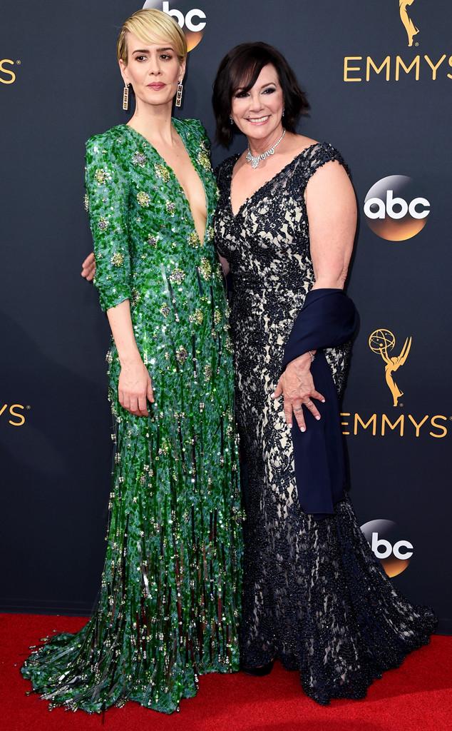 Sarah Paulson, Marcia Clark, 2016 Emmy Awards
