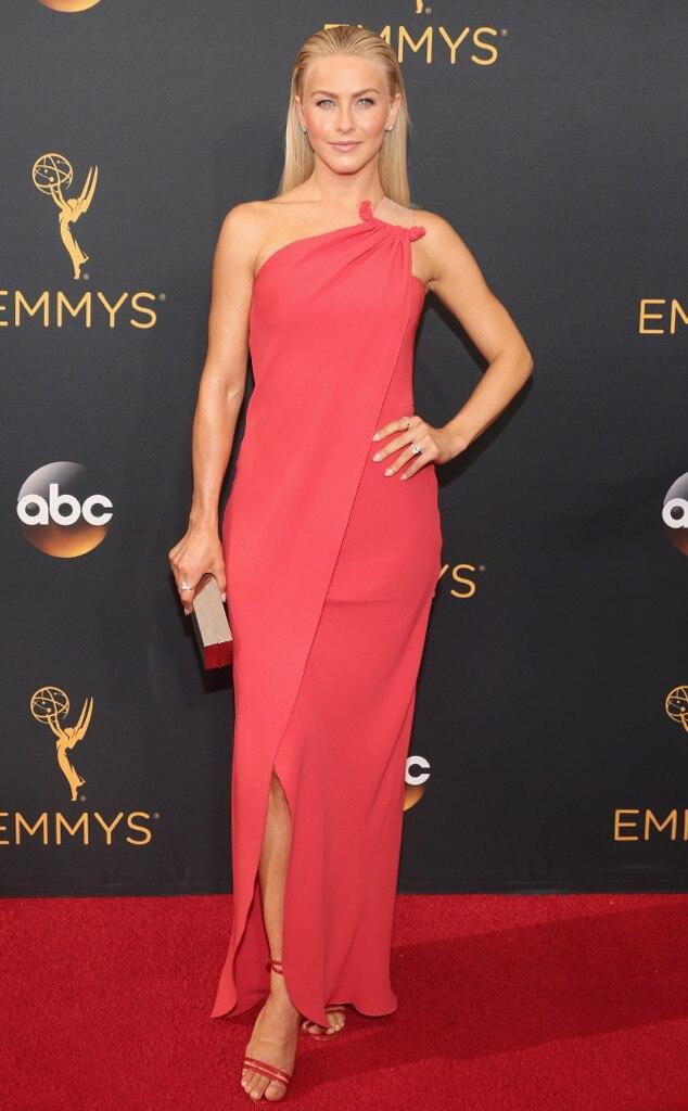 Julianne Hough, 2016 Emmy Awards, Arrivals