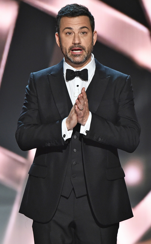 Jimmy Kimmel, 2016 Emmy Awards, Show