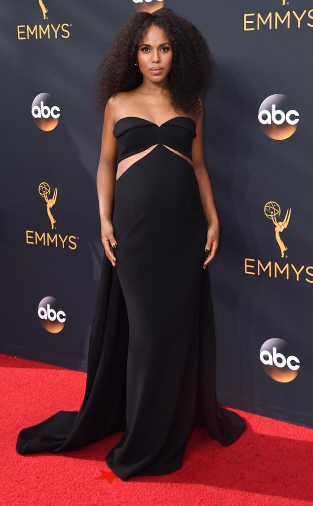 Kerry Washington, 2016 Emmy Awards, Arrivals, Best Ever