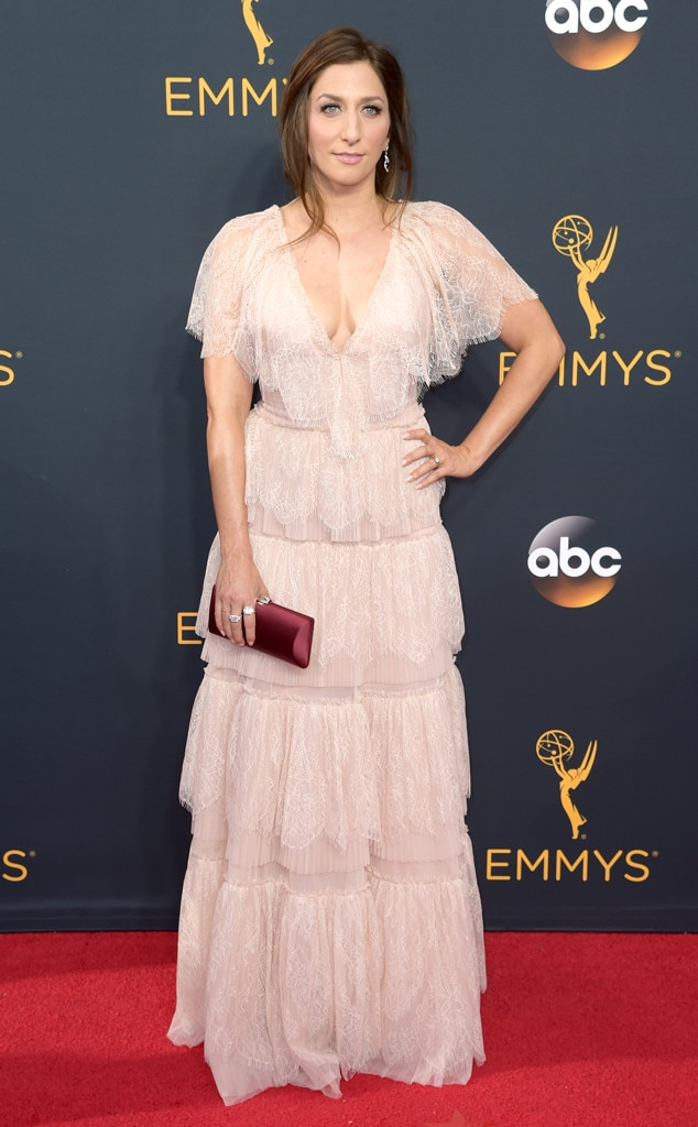 Chelsea Peretti, 2016 Emmy Awards, Arrivals