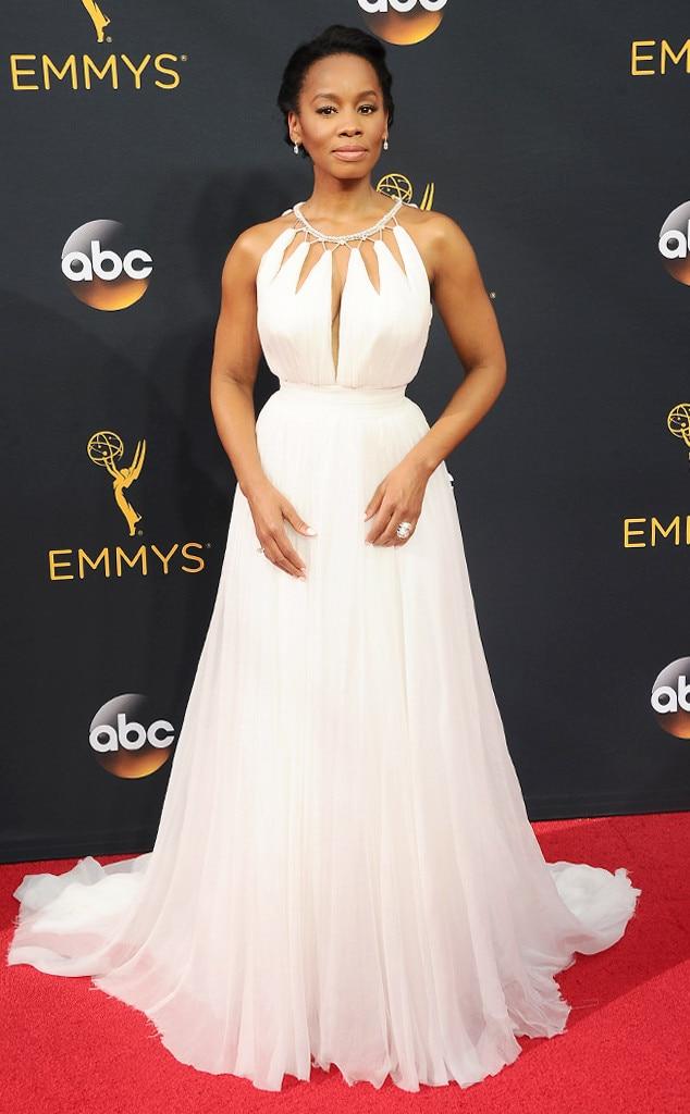 Anika Noni Rose, 2016 Emmy Awards, Arrivals