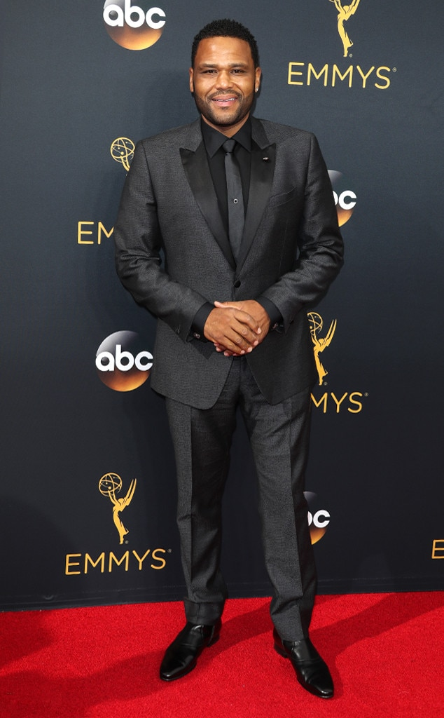 ESC: Anthony Anderson, John Varvatos