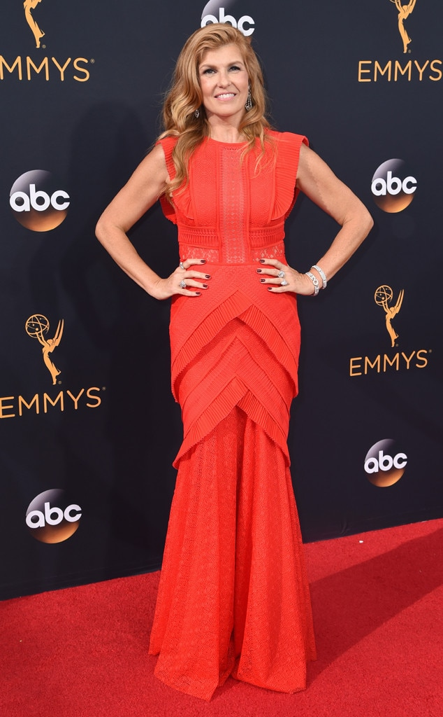 Connie Britton, 2016 Emmy Awards, Arrivals