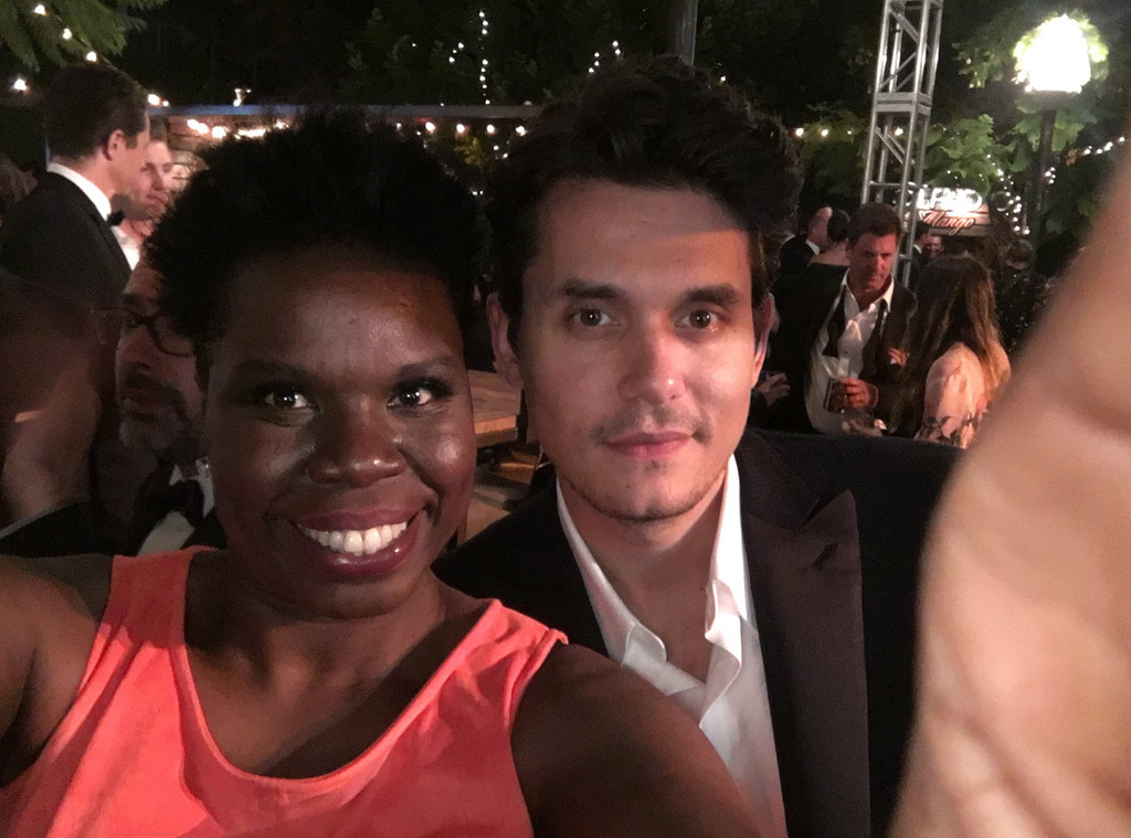 Leslie Jones Finally Meets The Game Of Thrones Cast And