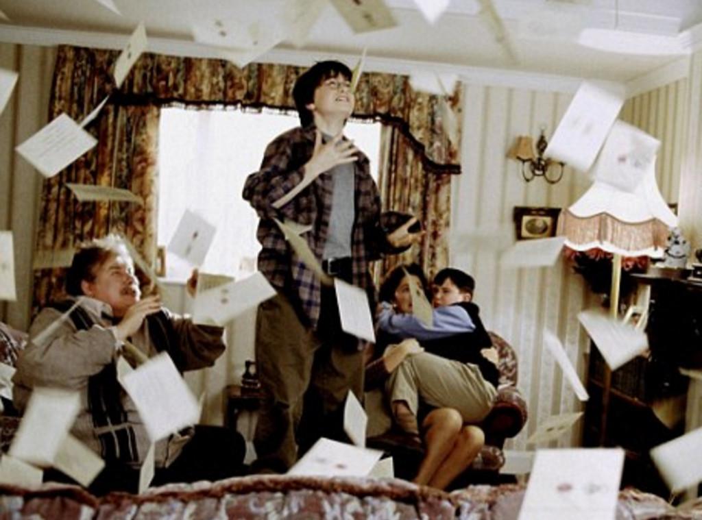 Harry Potter, Privet Drive