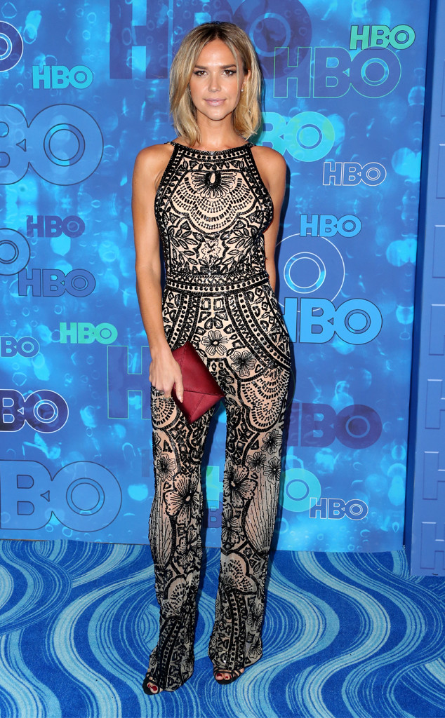 Arielle Kebbel, 2016 Emmy After Party Pics
