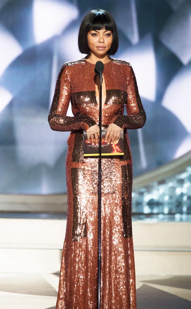 Taraji P. Henson, 2016 Emmy Awards