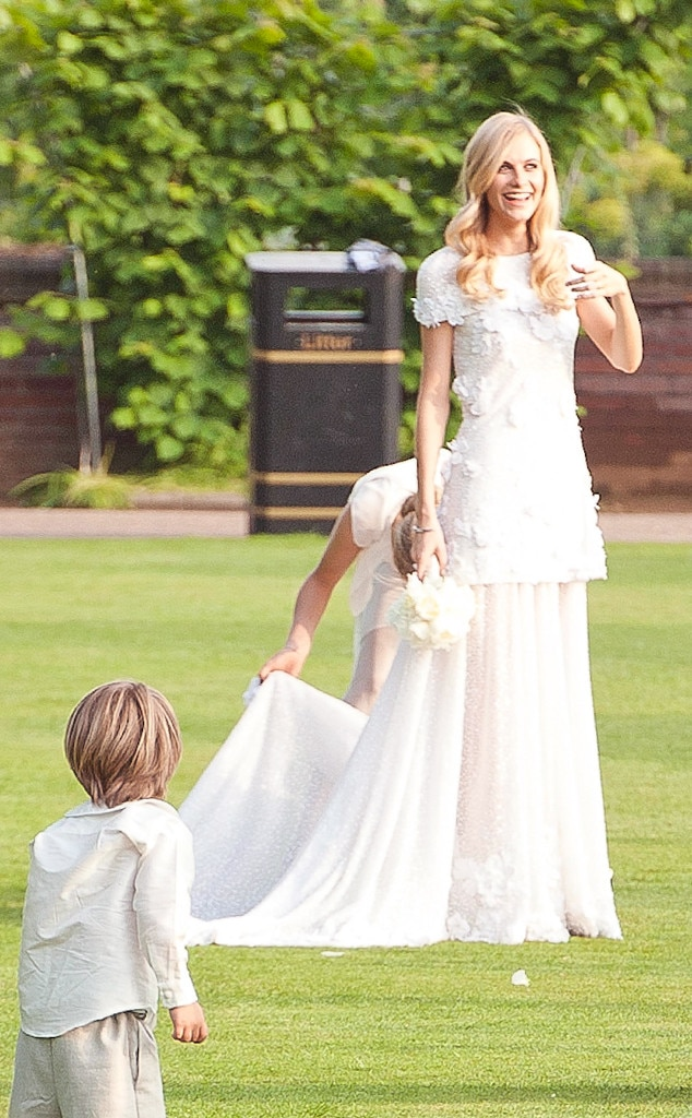 Kate Moss From Supermodel Wedding Dresses E News