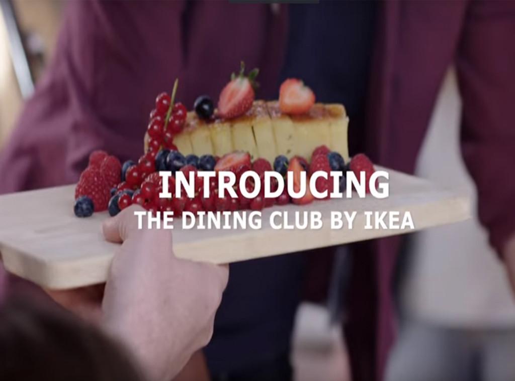 Ikea, Dining Club