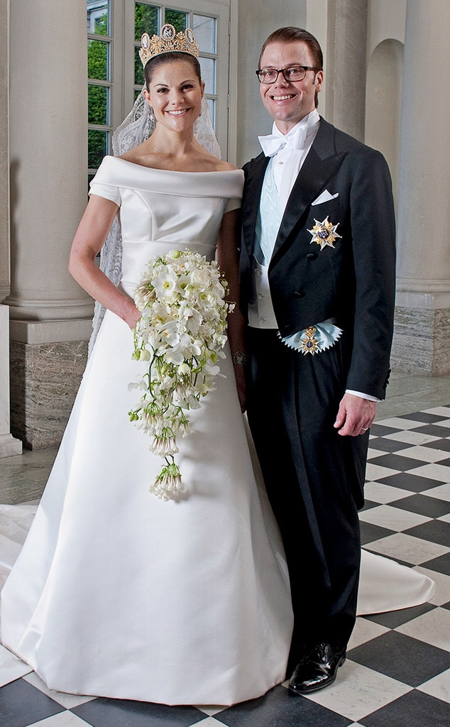 Crown Princess Victoria of Sweden from The Best Royal Wedding ...