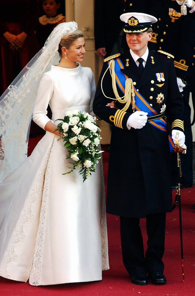 Prince Willem Alexander, Princess Maxima Zorreguieta, Holland