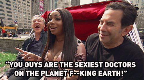 """Terry Dubrow, Tiffany New York"""" Pollard, Paul Nassif, Botched By Nature, Botched By Nature 107"""