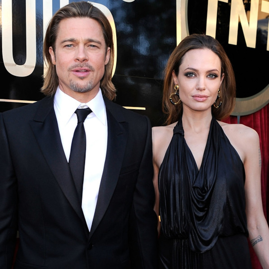 Inside Brad Pitt And Angelina Jolie S Last Few Months E Online
