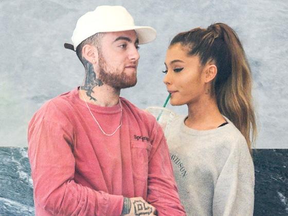 Mac Miller ist so stolz auf seine Freundin Ariana Grande. Seht hier die Momente, die ihr bei der AMA Show verpasst habt