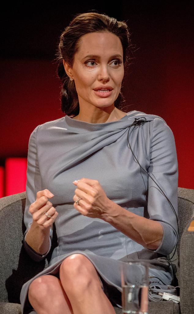Angelina Jolie, Timeline, 5.16.2016