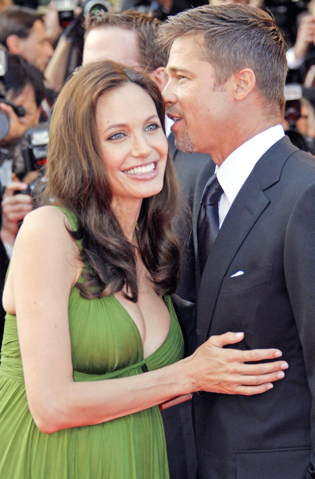 Brad Pitt, Angelina Jolie, 2009 Kung Fu