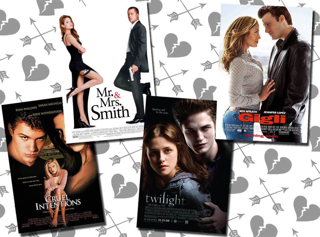 On-screen couples turned off-screen couples Collage