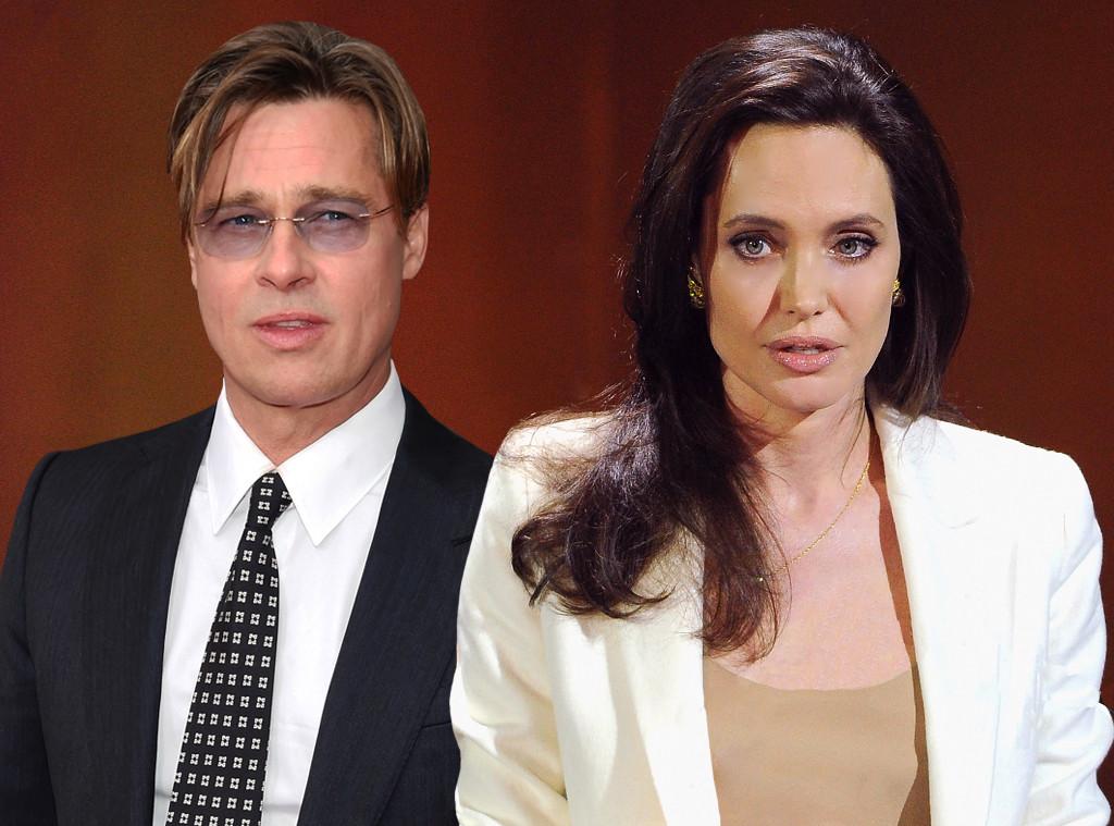 Angelina Jolie e Brad Pitt anunciam juiz particular para tratar divórcio
