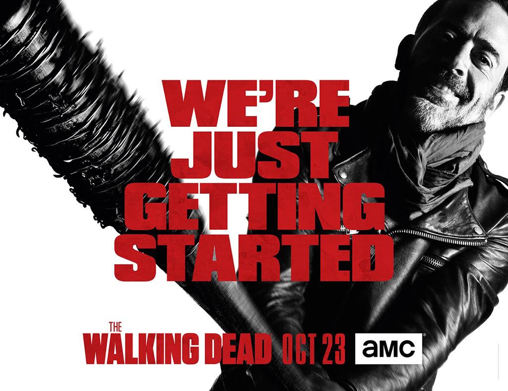The Walking Dead, Negan, Jeffrey Dean Morgan