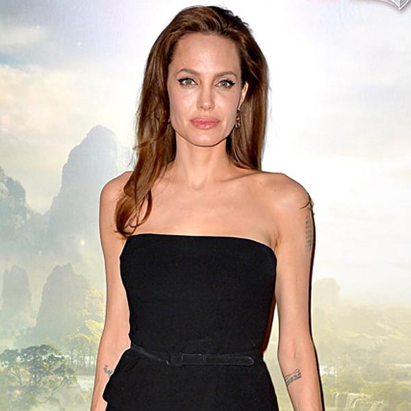 Angelina Jolie também está sendo investigada por agressão infantil