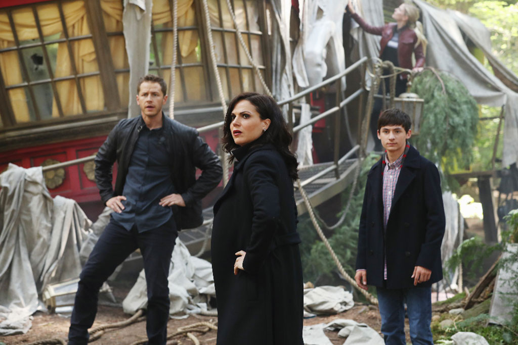 Once Upon a Time, Season 6