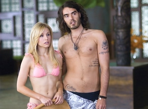 Kristen Bell, Russell Brand, Forgetting Sarah Marshall