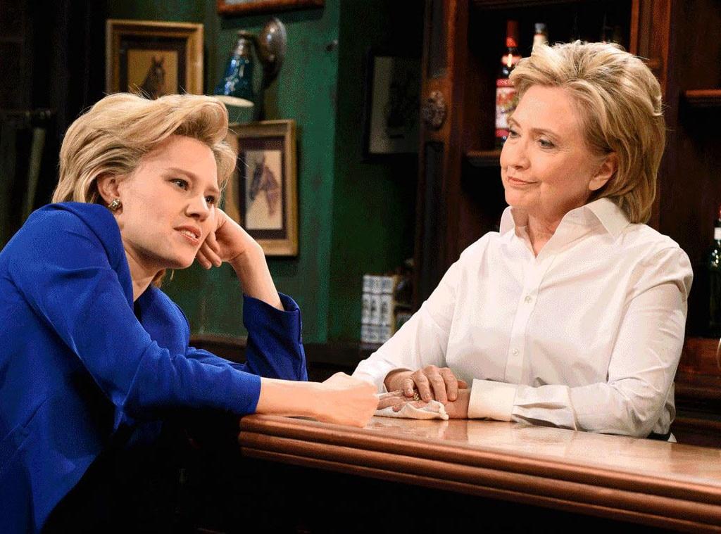 Hillary Clinton, Saturday Night Live