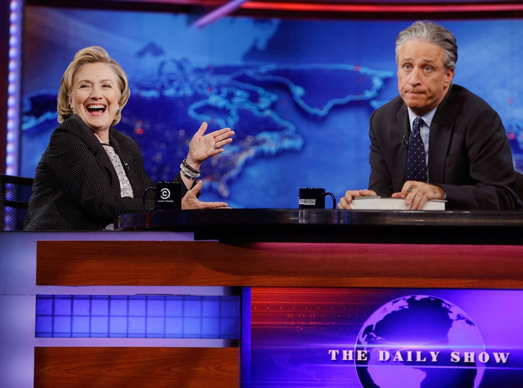 Hillary Clinton, Daily Show