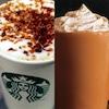 Starbucks, Butterbeer Latte, Pumpkin Spice Latte
