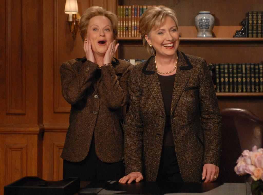 Hillary Clinton, Saturday Night Live, 2008