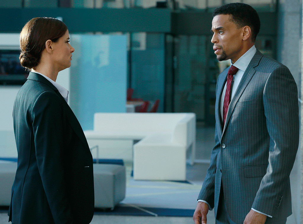 Secrets and Lies, Juliette Lewis, Michael Ealy