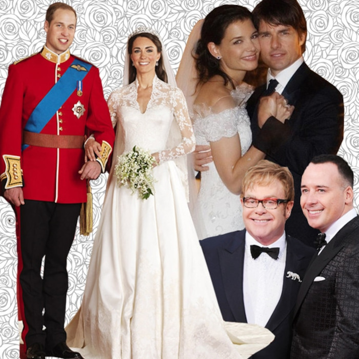 The Most Expensive Celebrity Weddings By The Numbers From 80000
