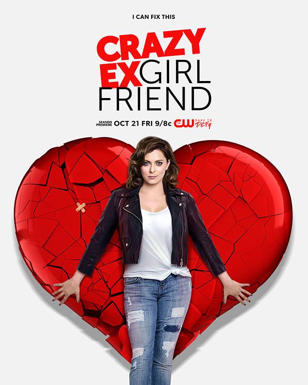 Crazy Ex-Girlfriend Season 2, Rachel Bloom