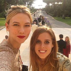 Karlie Kloss, Beatrice, Instagram