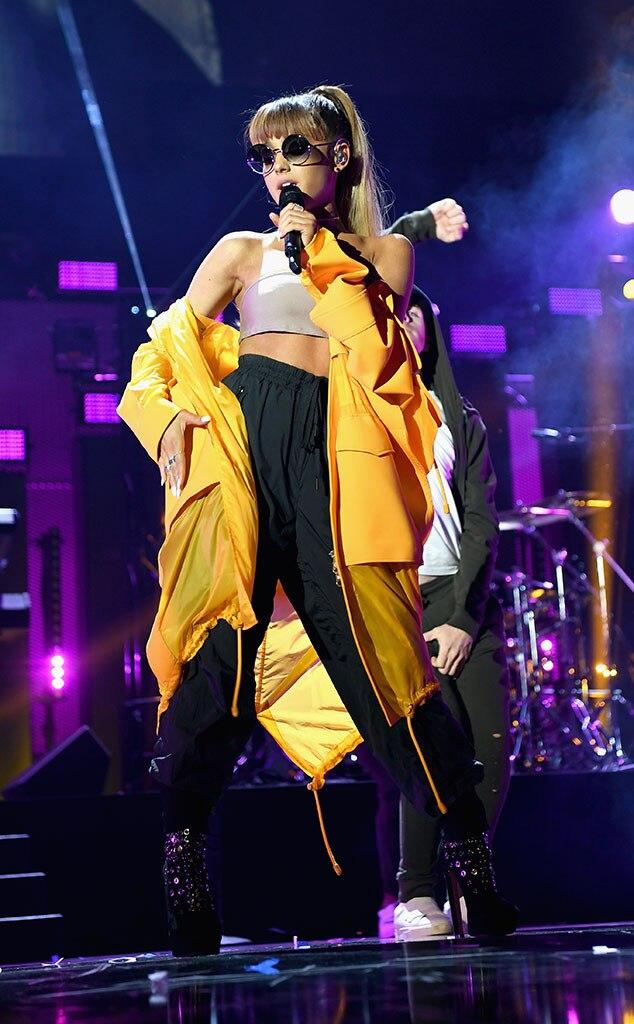 Ariana Grande From IHeartRadio Music Festival 2016 Star