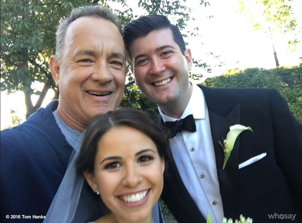 Tom Hanks, Wedding Crasher