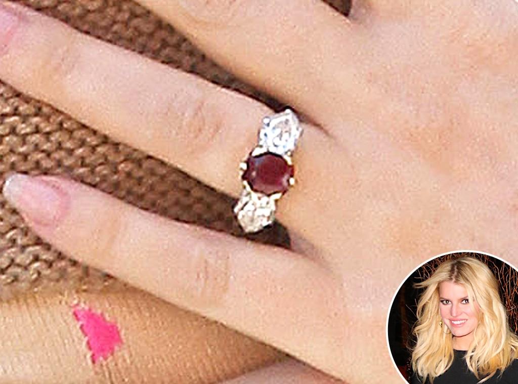 Engagement Rings, Jessica Simpson