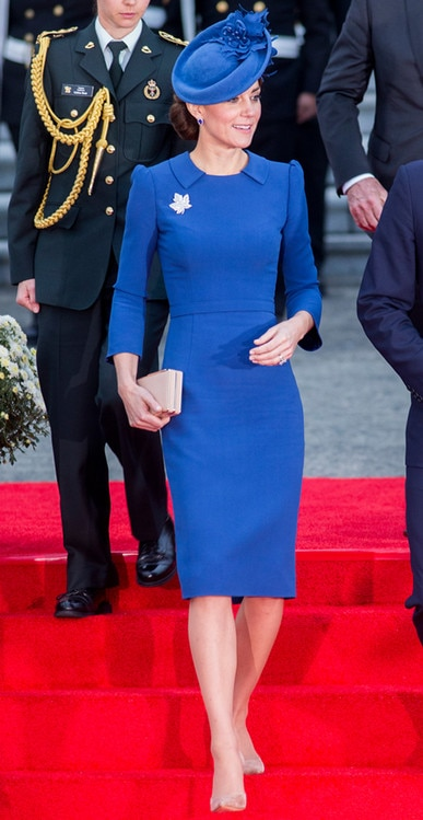 Royal Blue From The Royals Canada Tour 2016 E News