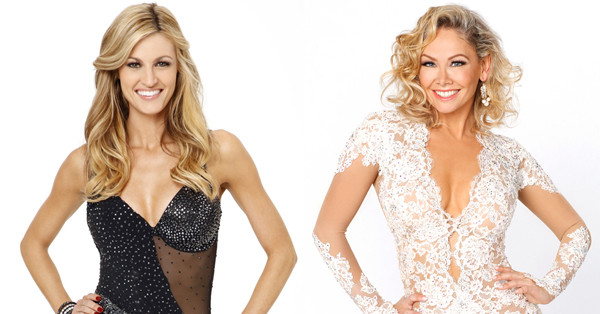 Kym Johnson, Erin Andrews