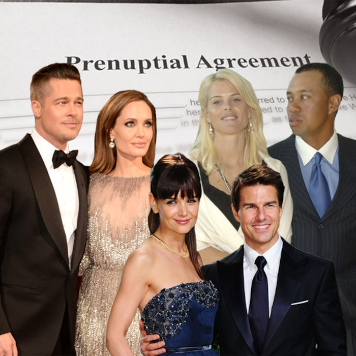Revisiting Hollywood S Biggest Prenup Payouts E News