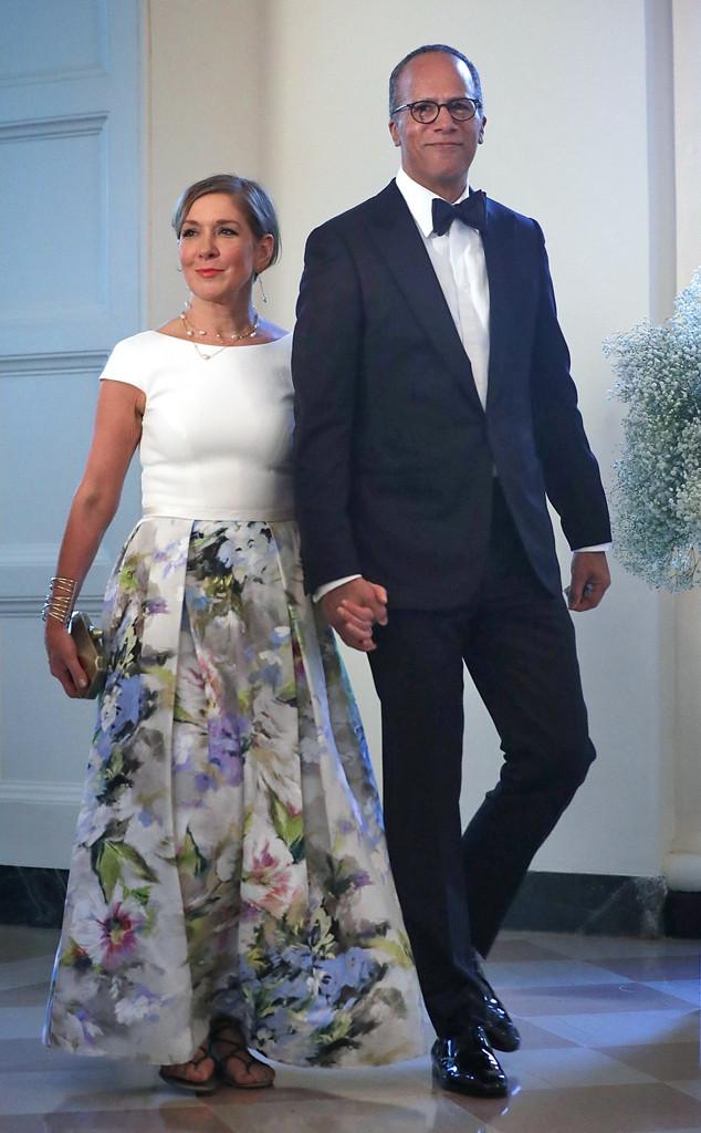 Lester Holt, Carol Hagen-Holt