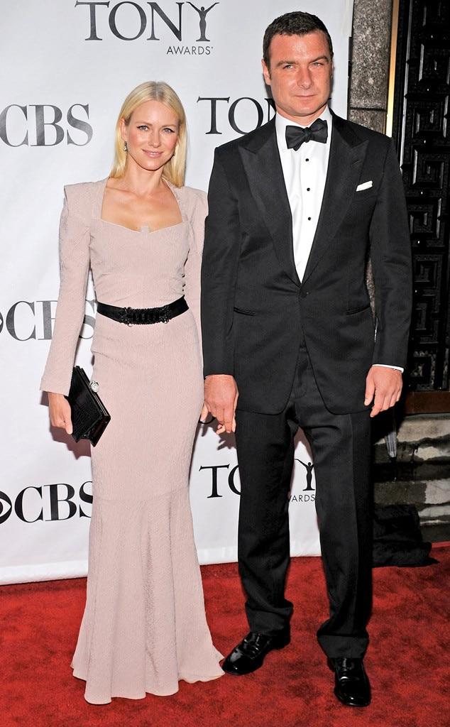A Dapper Duo from Naomi Watts and Liev Schreiber: Romance ...