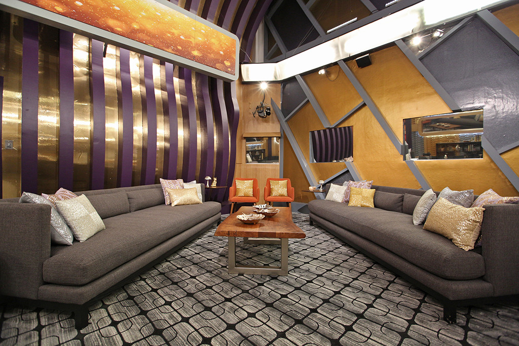 Big Brother Over the Top house