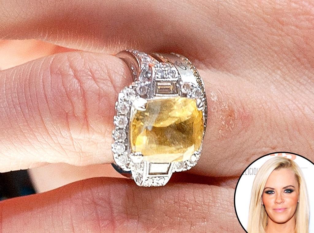 Jenny Mccarthy Engagement Ring