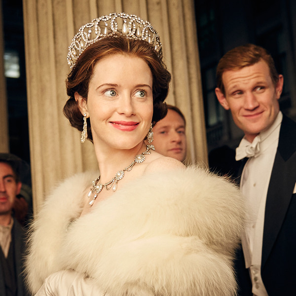 Claire Foy, Matt Smith, The Crown