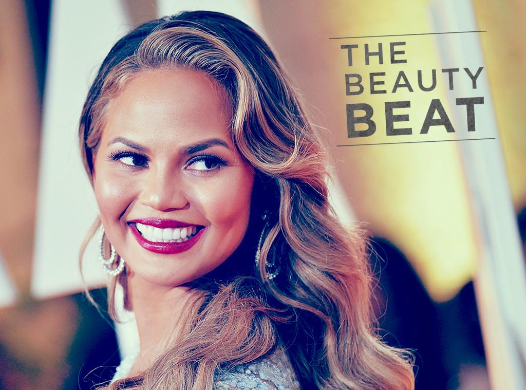 ESC: Chrissy Teigen, Beauty Beat